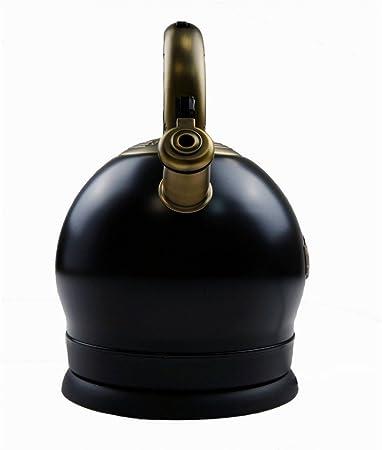 Kaiser Empire WK 2000 Em Luxus Retro - Hervidor de agua eléctrico (2 L, 1800 W, depósito interior de acero inoxidable, ganador del premio German Brand Award 2017-2018): Amazon.es: Hogar