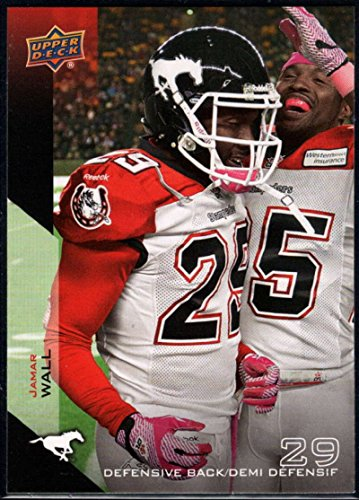 Football NFL 2014 Upper Deck CFL #111 Jamar Wall SP