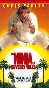 Beverly Hills Ninja [USA] [VHS]: Amazon.es: Chris Farley ...