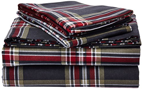 Extra Deep Pocket Flannel Sheets - 1
