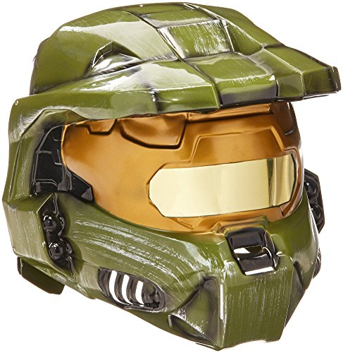 Halo 3 Master Chief 2 Piece Deluxe Helmet