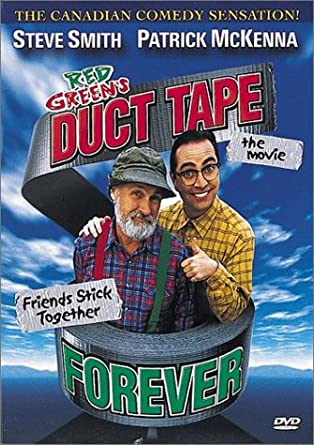 amazon com red green duct tape forever steve smith patrick