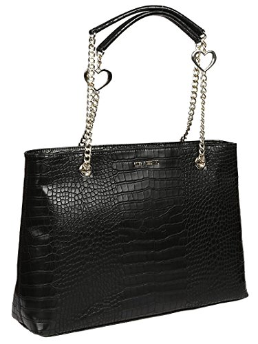 Love Moschino Borsa Shopping Donna JC4081PP14LK0000 Pelle Nero