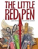 The Little Red Pen, Susan Stevens Crummel, 015206432X
