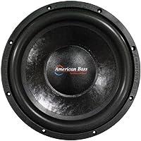 American Bass XD1244 *XD12* WOOFER 12 AMER. BASS 4 OHM DVC;1000W; 120oz. MAGNET