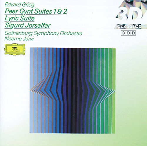 Grieg: Peer Gynt, Op.23 - Incidental Music - No.8. In The Hall Of The Mountain ()
