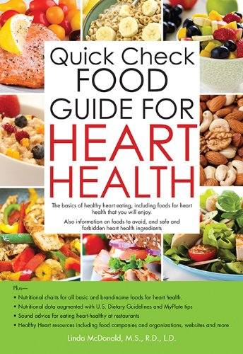 Quick Check Food Guide for Heart Health ebook