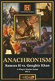 Anachronism Starter Ramses II Vs Ghengis Khan: 2- Player Starter Game Set 2