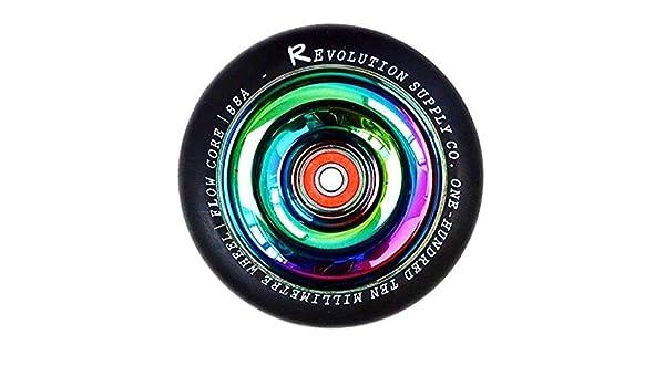 Revolution Full Core Patinete de rollo oilslick Rainbow 110 ...