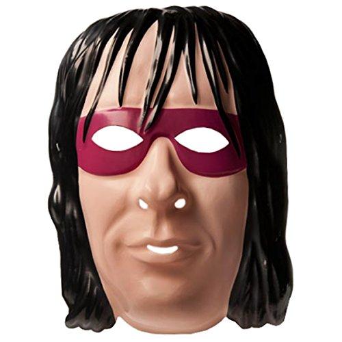(Bret Hart Mask Costume Mask)