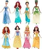 Mattel - Belle Paillettes Disney Princesses