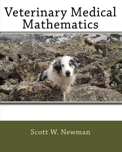 Veterinary Medical Mathematics ebook