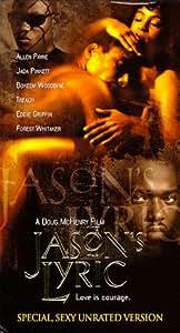 Amazon Com Jason S Lyric Vhs Allen Payne Jada Pinkett
