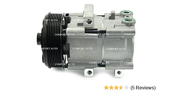 Amazon.com: 1999 2000 2001 2002 2003 2004 2006 2007 Ford F250 F350 Super Duty V8 6.0L 5.4L V10 6.8L Brand New AC Compressor With Clutch 1 year Warranty:: ...