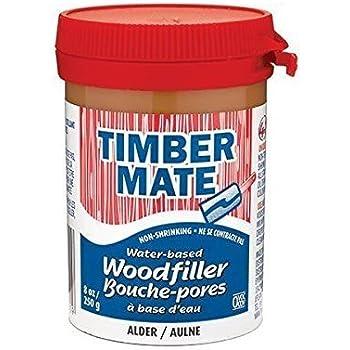 Timbermate Wood Filler Water Based 8 Oz Alder Amazon Com