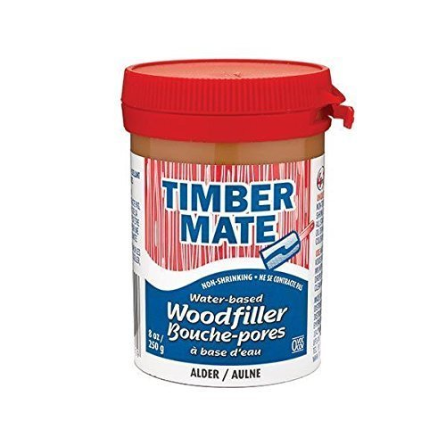 Timbermate Wood Filler, Water Based, 8-oz - Shop Alder