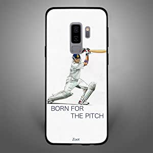Samsung Galaxy S9 Plus Born for the pitch, Zoot Designer Phone Covers