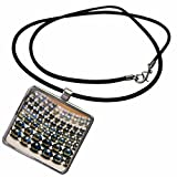 3dRose Danita Delimont - Jewelry - French Polynesia, Bora Bora, Black Pearls, Jewelry - OC13 BJA0144 - Jaynes Gallery - Necklace with Pendant