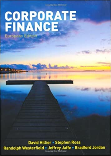 Corporate finance amazon david hillier stephen a ross corporate finance amazon david hillier stephen a ross randolph w westerfield jeffrey jaffe bradford d jordan 9780077121150 books fandeluxe