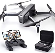Ruko F11 Foldable GPS Drones with 4K Camera for Adults, Quadcopter with 30Mins Flight Time, Brushless Motor, 5