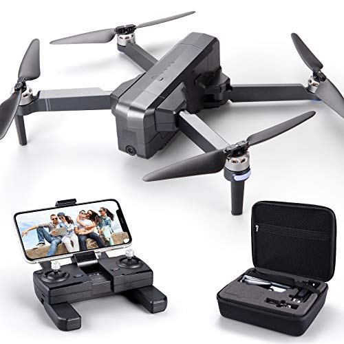 Ruko F11 Foldable GPS Drones with 4K Camera for Adults, Quadcopter with 30Mins Flight Time, Brushless Motor, 5G FPV…