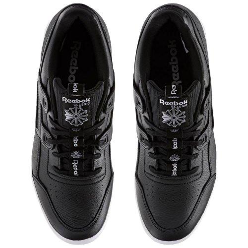 Reebok Workout Basses Homme Noir Sneakers It Plus rrqwHxnR