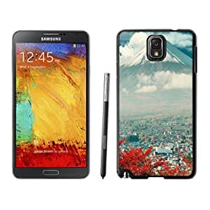 NEW Custom Diyed Diy For Iphone 6Plus Case Cover Phone With Mount Fuji Japan City_Black Phone