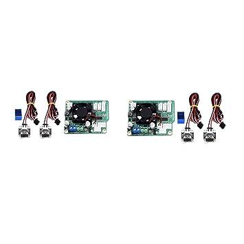 H HILABEE Tarjeta De Expansión 2X NanoDLP Shield V1.1 para ...