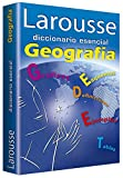 A Spanish-language geographical diccionary aimed at high school students.