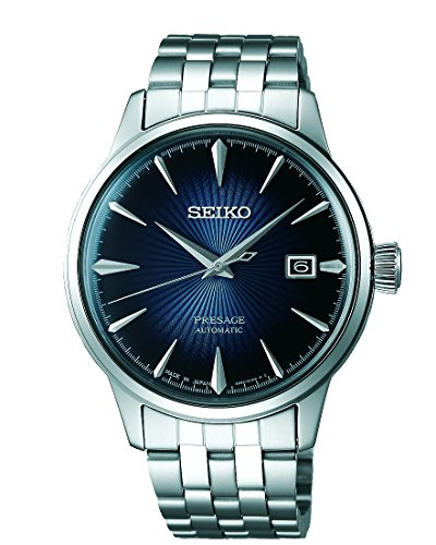 Cocktail Watch - Seiko PRESAGE Automatic Blue Gradation Cocktail Time