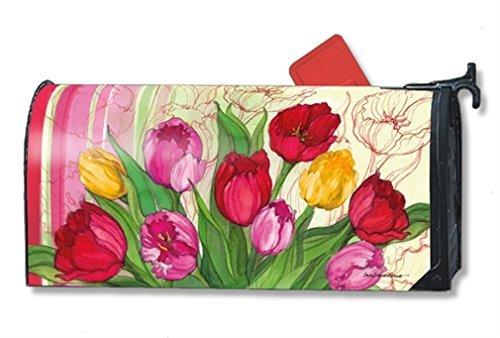 Spring Glorious (MailWraps Glorious Garden Mailbox Cover 01328)