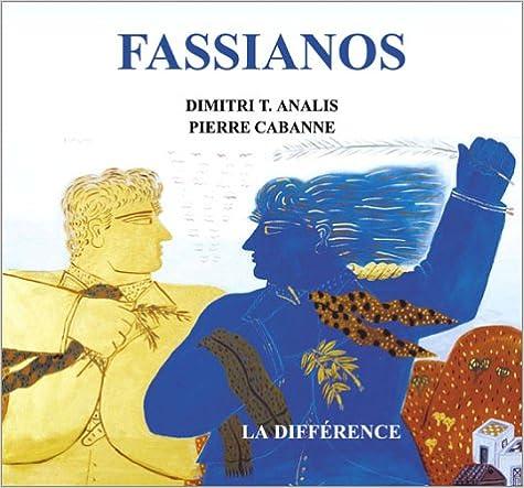 Livre gratuits en ligne Fassianos epub pdf