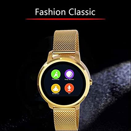 Fashion V360 Smart Reloj, Smartwatch, Touch Screen de muñeca ...
