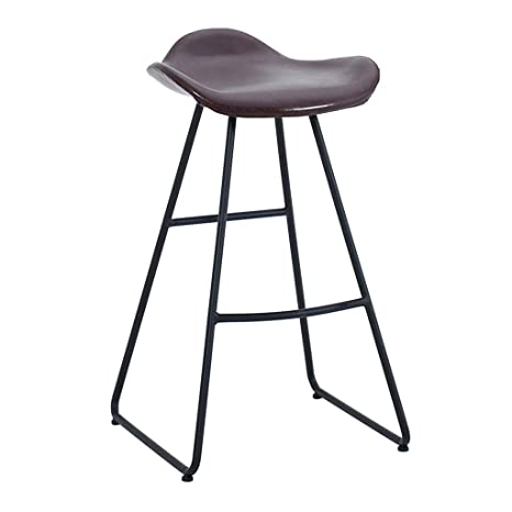 Super Amazon Com Bar Stools High Stool Fixed Height Chair With Andrewgaddart Wooden Chair Designs For Living Room Andrewgaddartcom
