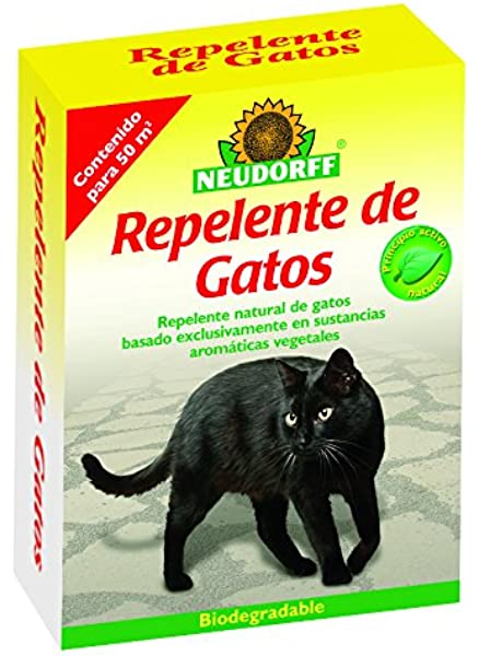 Neudorff 84777 - Repelente de Gatos: Amazon.es: Jardín