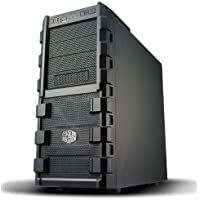 CPU Solutions 8 Core Gamer PC with Windows 10 Pro, 16GB RAM, 240GB SSD, 1TB HDD, 750W Power Supply.