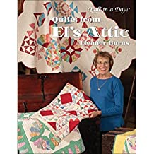 Quilt in a Day Dimensions QND1090 Quilt In A Day Quilts From El's Attic Black