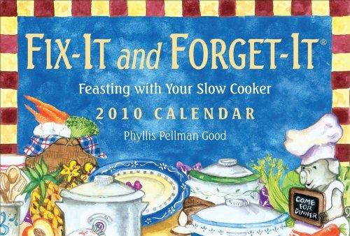 crock pot calendar - 9