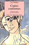 Copies conformes par Weldon