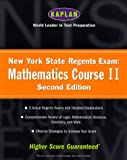 Kaplan New York State Regents Exam, Kaplan Educational Center Staff, 0684870991