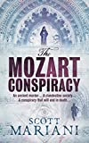 Mozart Conspiracy, The by Scott Mariani front cover
