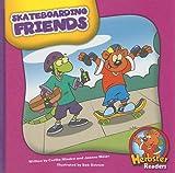 Skateboarding Friends, Cecilia Minden, 1602530211