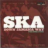 Double Albums Jamaican Ska