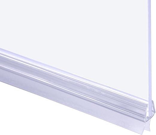 Brinox Perfil mampara Inferior, 2.2x100x1.2 cm: Amazon.es: Hogar