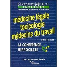 Hippocrate : médecine légale