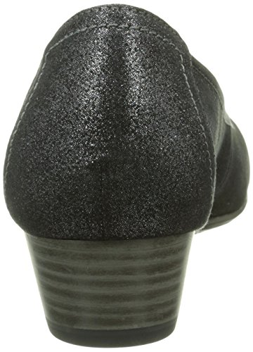 Tamaris 22201, Women's Closed Pumps Black - Schwarz (Black 001)