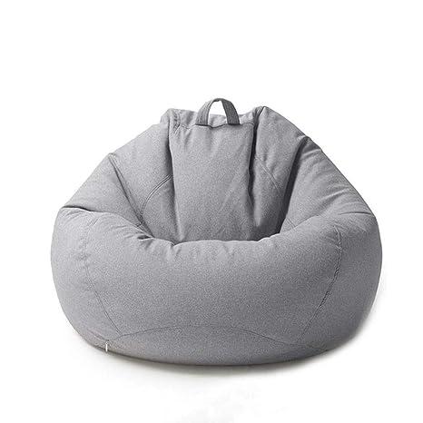 Pleasant Amazon Com Chair Lazy Sofa Sack Bean Bag Chairs Ultra Soft Evergreenethics Interior Chair Design Evergreenethicsorg