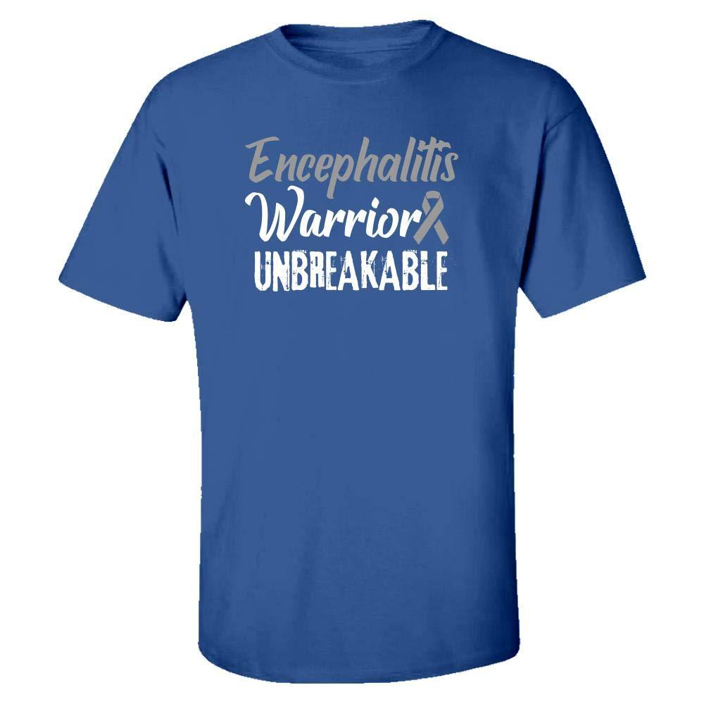 Encephalitis Disease Awareness Warrior Tshirt