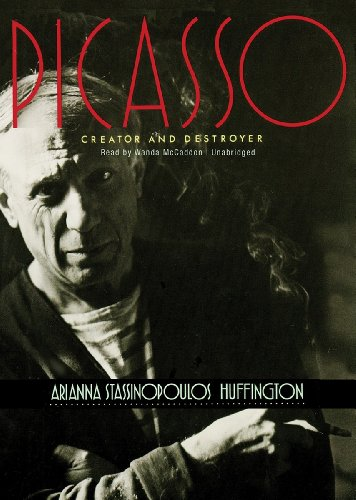 Picasso: Creator and Destroyer by Blackstone Audio, Inc.