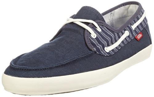 Vans M CHAUFFEUR (STRIPES) NAVY/ - Zapatillas de lona hombre azul - Blau ((Stripes) navy/)